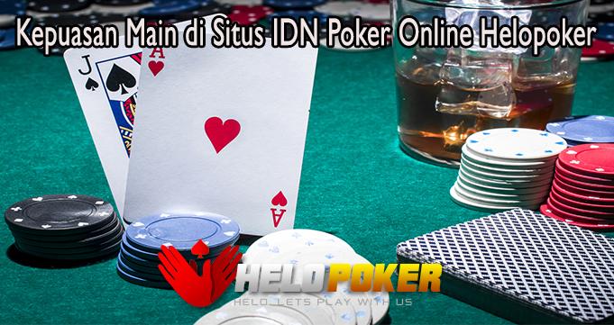 Situs IDN Poker Online Helopoker